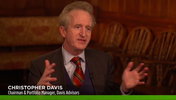 Investing through Adversity - Chris Davis on Consuelo Mack's WealthTrack