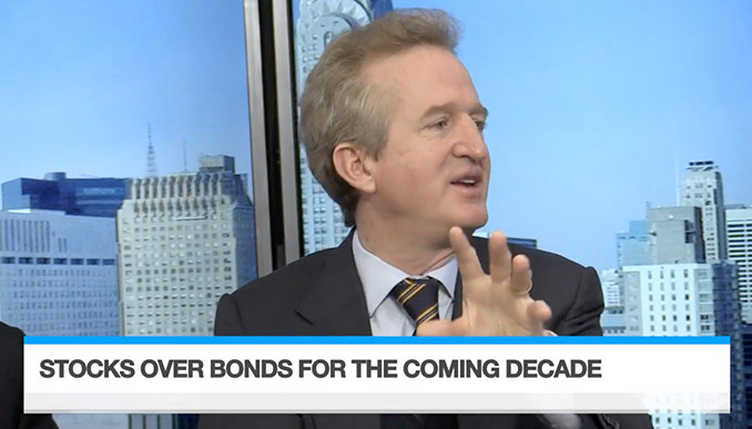 Stocks Over Bonds for the Coming Decade